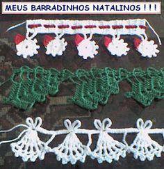 Christmas Crochet Patterns, Holiday Crochet, Mosaic Vase, Christmas Time, Diy And Crafts, Crochet Earrings, Elsa, Crochet Lampshade, Crochet Ball