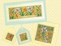 Get set for spring! | Free Chart | Cross Stitching