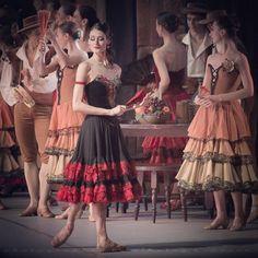 Anastasia Soboleva, Don Quixote, Mikhailovsky Ballet Photos by Nikolay Krusser