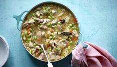 Easy Chicken Stew, Chicken Vegetable Stew, Stew Chicken Recipe, Chicken Pasta Bake, Vegetable Recipes, Chicken Recipes, Soup Recipes, Veg Stew, Chicken Ideas