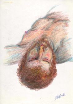 Detalle de San Marcos liberando a un esclavo, Tintoretto (Mario Ramos, 2003).