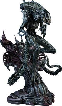 R Giger Discounts Price Sideshow Collectables Alien Resurrection Newborn Statue H