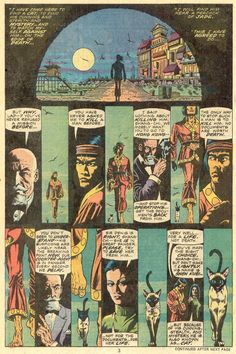 The Comics Cube!: Comics Techniques and Tricks: Doug Moench and Paul Gulacy
