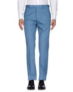 BALENCIAGA Men's Casual pants Pastel blue 34 waist
