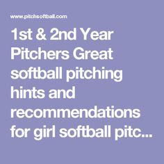 Pitching chart for clipboard baseball pinterest fastpitch 1st 2nd year pitchers great softball pitching hints and recommendations for girl softball pitchers fandeluxe Gallery