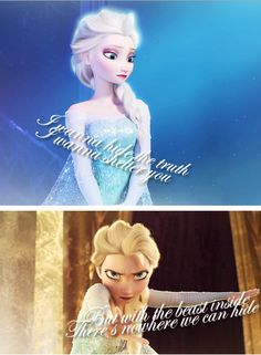 Frozen/Imagine Dragons Crossover