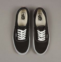 I love these classic Vans! You can wear them to anything you want like chucks
