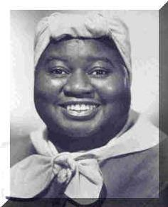 Hattie McDaniel, Gone With The Wind. She was the first African-American to win an Academy Award. She won the award for Best Supporting Actress.