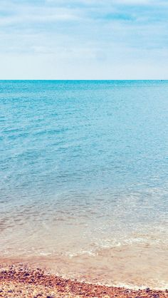 Sea Nature Beach Blue Sky Rock Happy #iPhone #5s #wallpaper