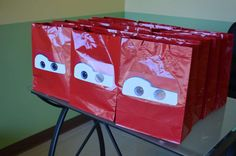 Lightning Mcqueen Birthday Party Ideas | Photo 4 of 32 | Catch My Party