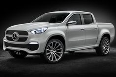 メルセデス・ベンツ コンセプトXクラス スタイリッシュ エクスプローラー|Mercedes-Benz Concept X-CLASS stylish explorer