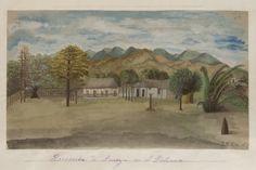 Hacienda de Amoyá en el Tolima