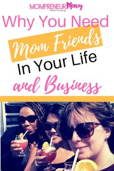 Just as in life, you need friendships in business too. Try these tips to find a tribe or community of mompreneurs in your niche to be your support circle. Need Friends, Friends Mom, Home Based Business, Business Tips, Work From Home Tips, Blogger Tips, Blogging For Beginners, Make Money Blogging, Mom Blogs
