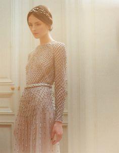 Valentino haute couture.