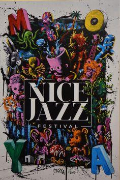 Jazz Festival, Comic Books, Comics, Nice, Art, Art Background, Drawing Cartoons, Comic Book, Kunst