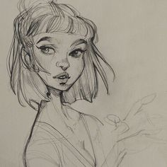 Weekend sketching! ❤ #art #artistsofinstagram #sketch #graphite #sketchbook #drawing #girl #drawingoftheday #doodle