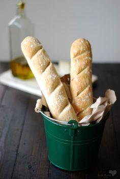 Guta Mamá!: Baguettes