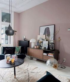 We Can't Stop Crushing Over Pink Home Decor! - Well, you've come to the right place! Here's the perfect inspiration for you: pink home decor i -