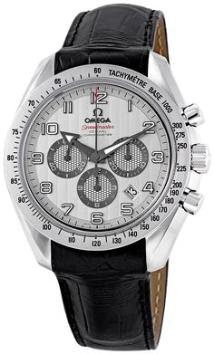 364849d79de Omega Men s Speedmaster Chronograph Dial Watch