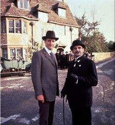 1917: Poirot lives in Styles St. Mary as a Belgian refugee. He solves The Mysterious Affair at Styles.