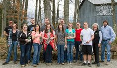 Students from the University of Nebraska-Lincoln came out to the nursery and got the grand tour. They came a long way, and we were happy to welcome them to North Carolina. Thanks for coming! Students from University of Nebraska-Lincoln