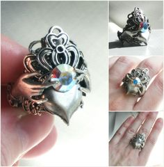 claddagh ring by *harlequinromantique on deviantART