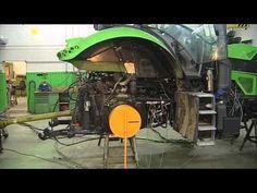 Deutz Fahr - Traktoren Made in Germany und für die Welt !