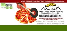 Win 1 of 2 Double Tickets to the Pizza & Pasta Festival! Beer Garden, Early Bird, Cape Town, Pizza, Events, Drinks, Food, Gourmet, Happenings