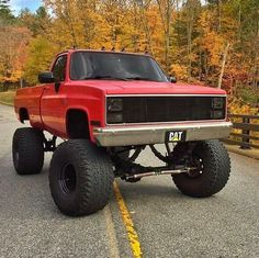 Lifted Cars, Lifted Chevy Trucks, 4x4 Trucks, Cool Trucks, Truck Wheels, Jeep 4x4, Chevy 4x4, Chevy Stepside, Chevy Pickups