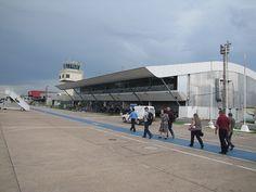"""Aeroporto Internacional Marechal Rondon"". # Várzea Grande, Mato Grosso. Brasil."