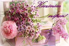 """Find and save images from the """"flowers"""" collection by lemon boost (lemon_boost) on We Heart It, your everyday app to get lost in what you love. Yellow Crafts, I Believe In Pink, Shabby Chic Style, Beautiful Images, Floral Wreath, Projects To Try, Wreaths, Flowers, Passion"""