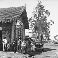 Estação Vila Mariana em Santo Amaro. Fonte: Instituto Cultural Google.