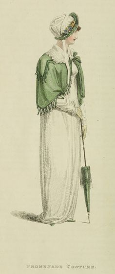 EKDuncan - My Fanciful Muse: Regency Era fashion - Ackermann's Repository 1811