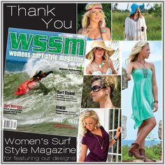 #FridayFavorite time... Thank you @wssmsurfmag for featuring our jewelry! #worldendimports #lovemytrendyjewels