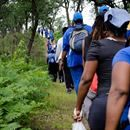 """Photo: GirlTrek.org One of the best parts of living in Phoenix, AZ is the variety of magnificent mountainous trails, like """"The Superstitions,"""" Papago Park, Deem Hills West or small climbs like Temp…Photo: GirlTrek.org One of the best parts of living in Phoenix, AZ is the variety of magnificent mountainous trails, like """"The Superstitions,"""" Papago Park, Deem Hills West or small climbs like Tempe's Hayden Butte – all which are lined with diverse cacti, critters, and creative juice. Of course, I…"""