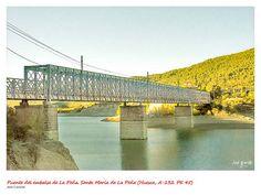 Puente del embalde de La Peña | por josé gracia gonzález