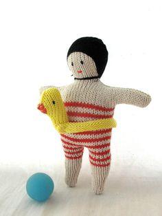 "swimmer doll... by ""dents de loup"""