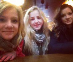 Paige, Chloe, and Brooke :)