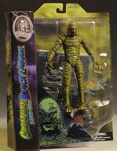 Creature from the Black Lagoon action figure by Diamond Select Toys (DST)