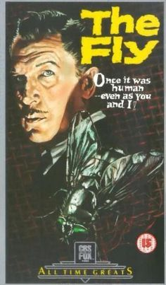 The Fly (1958) original with master of horror Vincent Price was remade in 1986. I love the original and the remake.