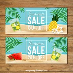 Free Summer, Summer Sale, Pop Design, Layout Design, Free Banner, Free Beach, Summer Design, Business Presentation, Gift Certificates
