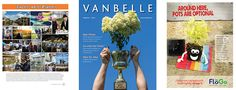 Our latest project - the Van Belle Magazine!