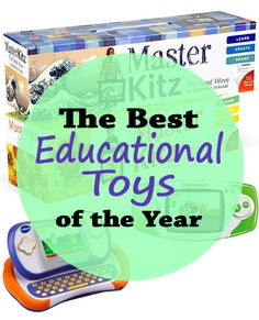 Check out FamilyFun's picks for the coolest learning toys of 2012.