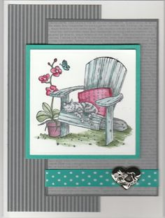 SC523 Peace Within by Kathy LeDonne - Cards and Paper Crafts at Splitcoaststampers