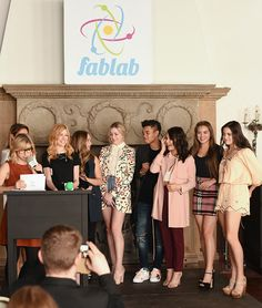 Kelli Berglund // MAYIM BIALIK AND FABLAB ANNOUNCE FIRST EVER TV SERIES