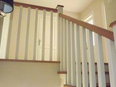 drewniane stopnice biale podstopnice - Szukaj w Google