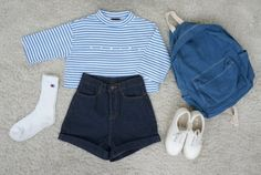 Korean Fashion Outfits for Spring      OOTD                                                                                    ...