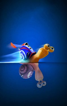 Turbo Dreamworks Movies, Dreamworks Animation, Disney And Dreamworks, Disney Pixar, Animation Movies, 3d Animation, Disney Wallpaper, Iphone Wallpaper, Turbo 2013