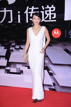 Zhang Ziyi in Fendi