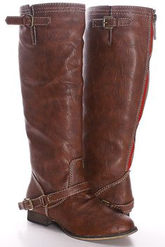 Leather Boots For Women On Sale